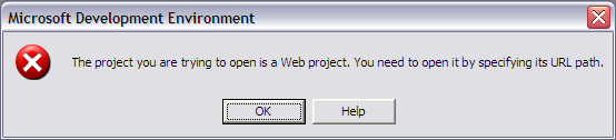 Making a web project, step 5